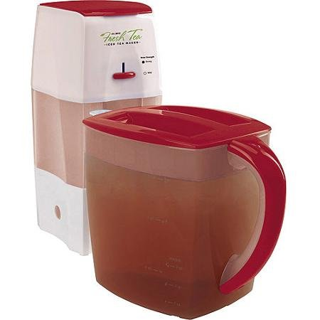 Mr. Coffee Fresh Tea Iced Tea Maker