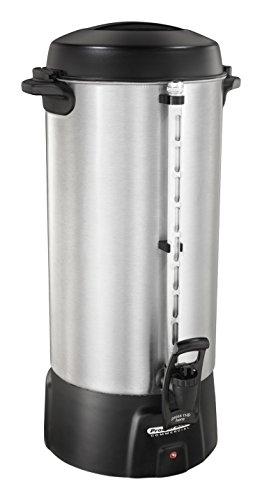 Proctor Silex 45100 100 Cup Brushed Aluminum Coffee Urn
