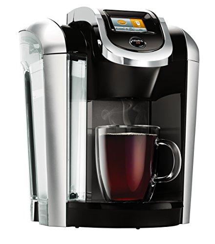 Keurig K475 Coffee Maker, Black