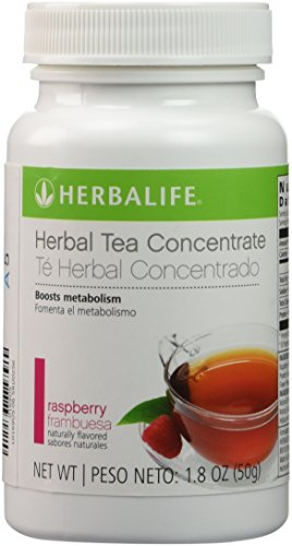 Herbalife Herbal Tea Concentrate – Raspberry, 1.8 oz.