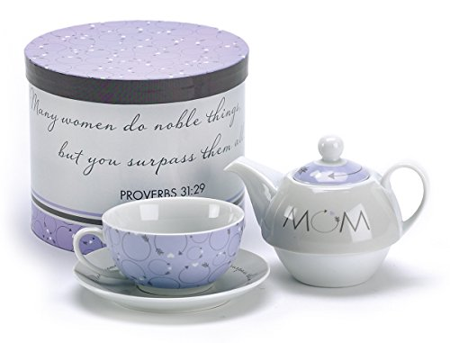 Mom Tea For One Set – Proverbs 31:29