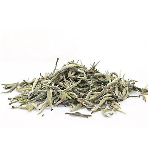 Organic White Silver Needle Tea – Bai Hao Yinzhen, 3.5oz / 100g