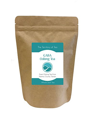 The Territory of Tea Organic GABA Oolong (4 oz)