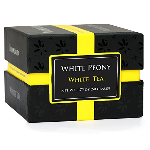 White Peony Loose Leaf Tea (Bai Mu Dan) – 50 grams