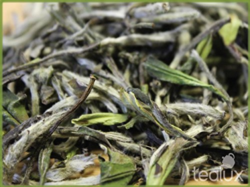 Imperial White Peony Pai Mu Tan White Loose Leaf Tea – Organic (7oz / 200g)