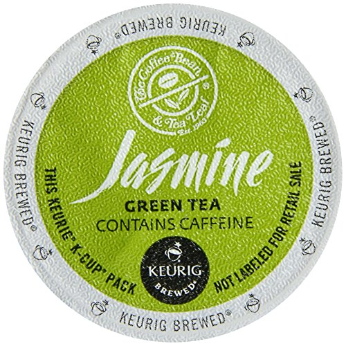 The Coffee Bean & Tea Leaf Cbtl Keurig K-Cup Brewers, Jasmine Green Tea, 22 Count