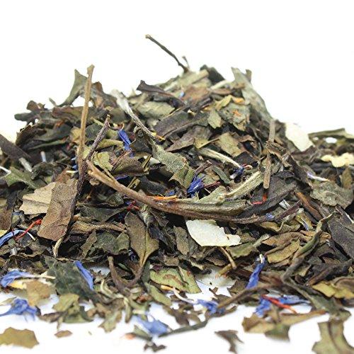 White Coconut Cream White Loose Leaf Tea – Low Caffeine – Organic (3.5oz / 100g)