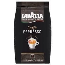 Lavazza Caffe Espresso 100% Premium Arabic Whole Bean Coffee (2.2 lbs)
