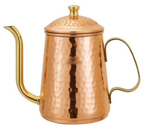 Kalita copper pot 600