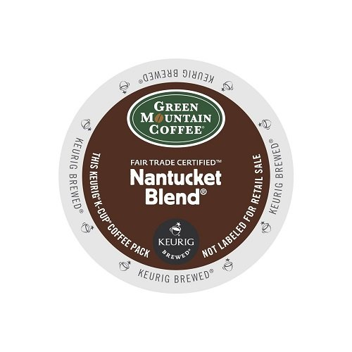 Green Mountain – Keurig – Nantucket Blend – K-Cup – Box of 24 KCups