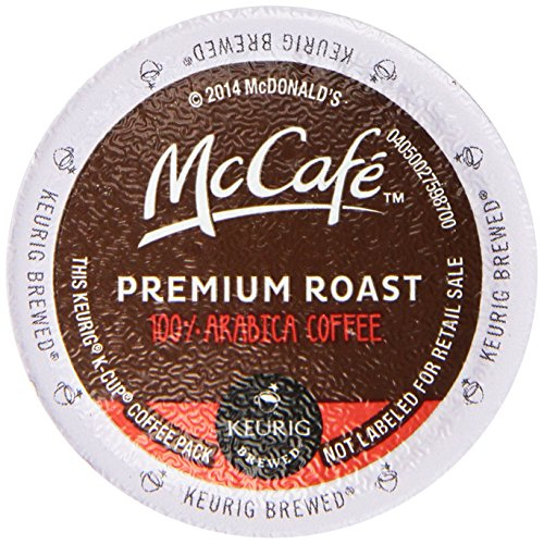 McCafe Premium Roast Coffee K-Cups, 84 Count
