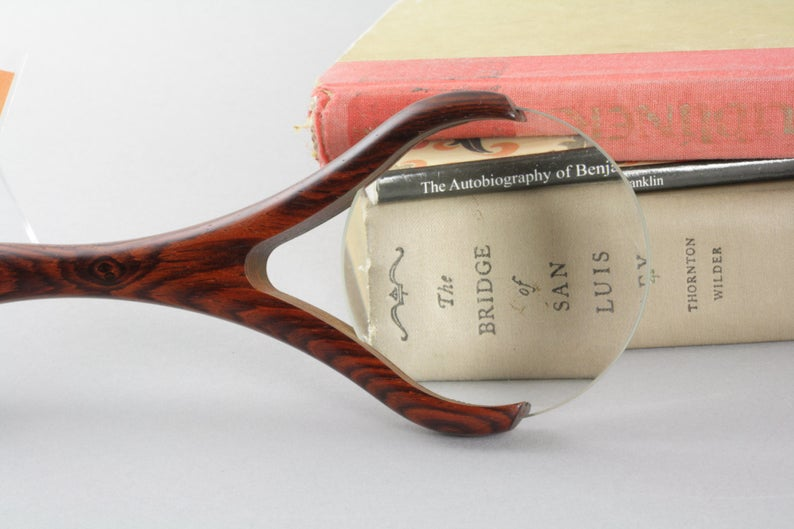 Father's Day Magnifying Glass Gift
