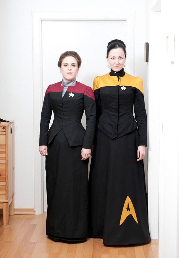 Victorian-Star-Trek-Dresses