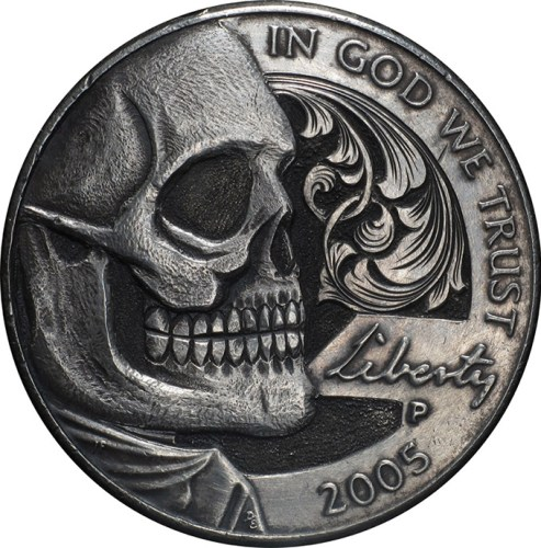 Remarkable-Hobo-Nickels-Carved-from-Clad-Coins-by-Paolo-4