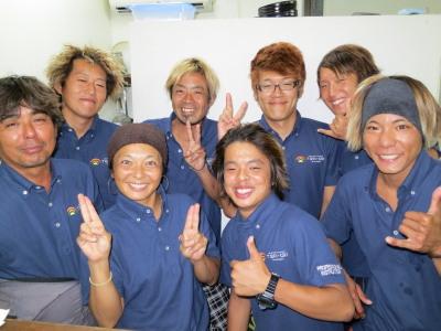 沖縄ダイビングスタッフ