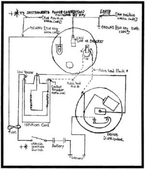 M23 – 7000 RPM Tachometer Wiring | Tigers EastAlpines East
