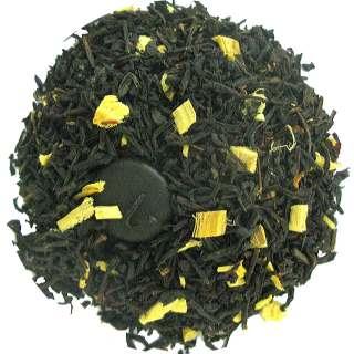 zwarte dropjes thee