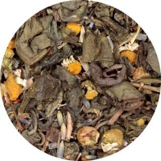 biologische groene thee mix