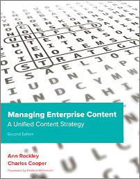 Book review—Managing Enterprise Content: A Unified Content Strategy
