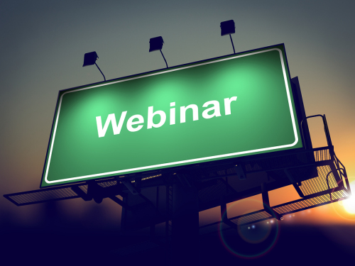 7 reasons why you should attend webinars