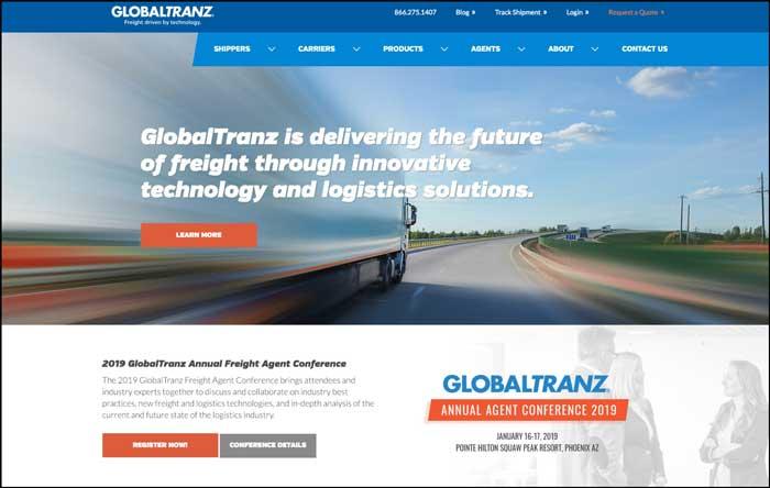 GlobalTranz | TEAGARDEN.tech