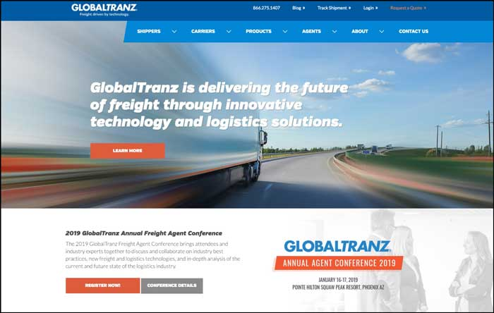 GlobalTranz | TEAGARDEN.tech