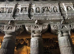 Postcard from Raymond: Preservation at its Finest (Cave 26, Ajanta)