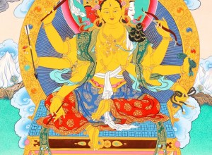 Marichi, Goddess of the Dawn