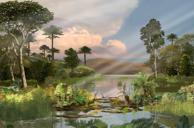 The Earth Which Preceded Us