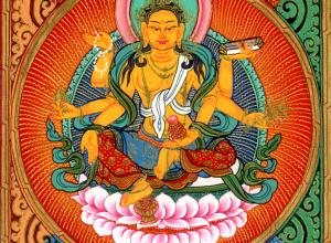 Vasudhara: Goddess of Abundance