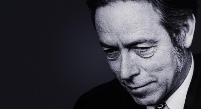 The Blankness of Being (For Alan Watts)