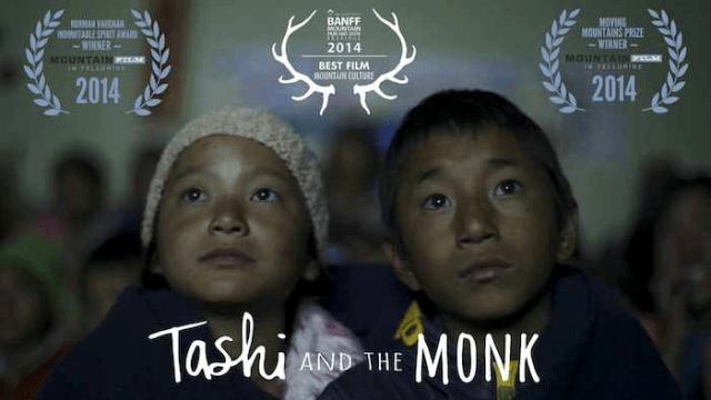"""Film Review: """"Tashi and the Monk"""""""