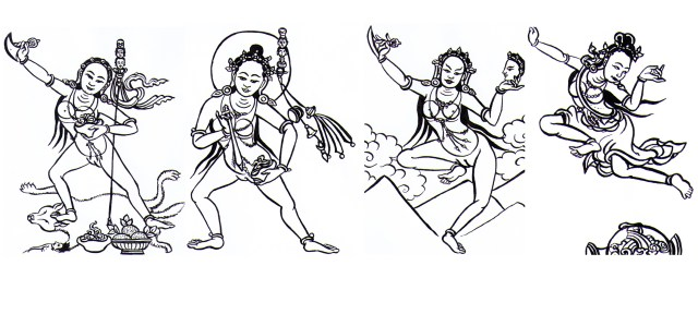 Women in Indian Tantric Buddhism, Part One