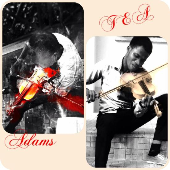 TEA with Adams