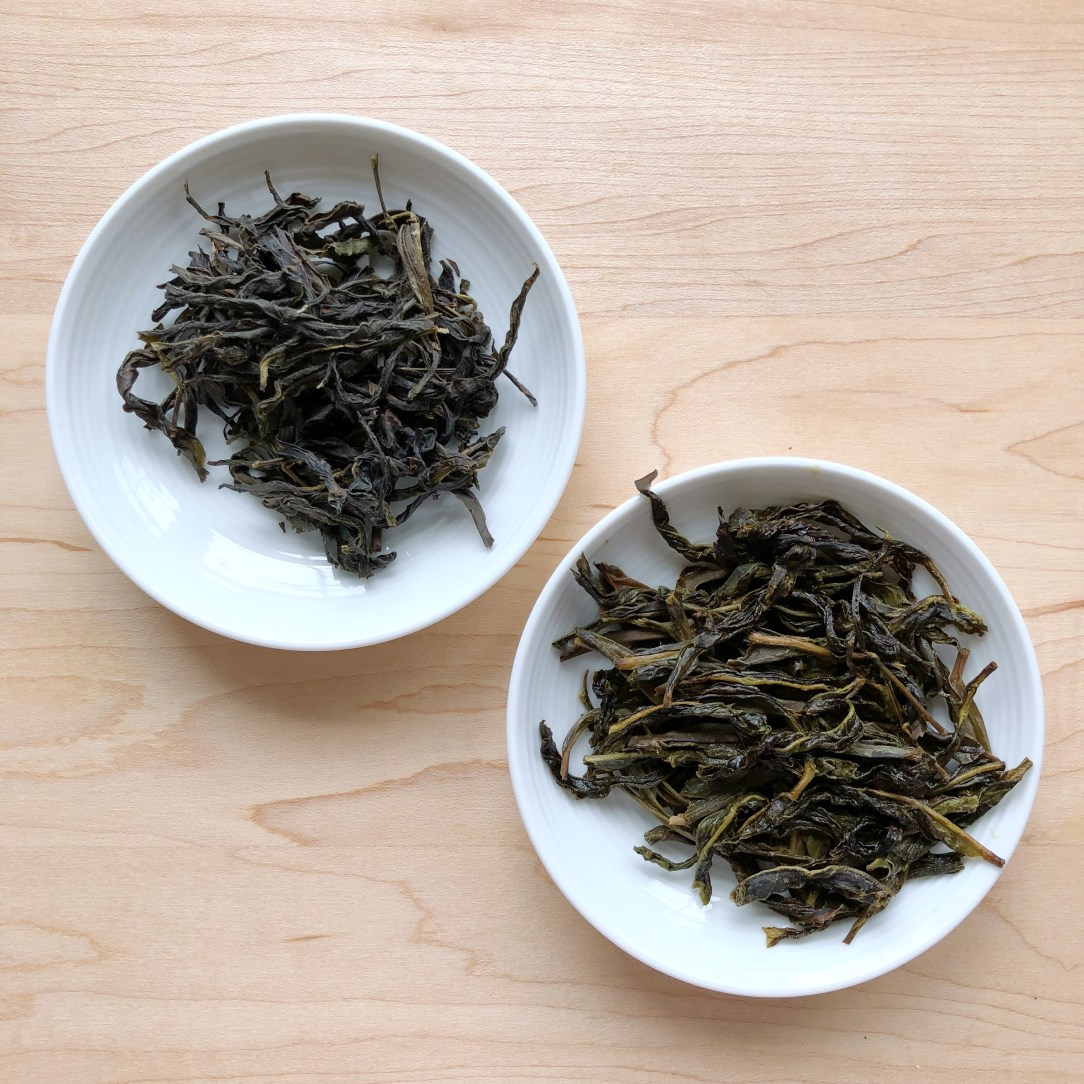 LH Tea Farmer Family Fenghuang Mi Lan Xiang Oolong Tea Dishes