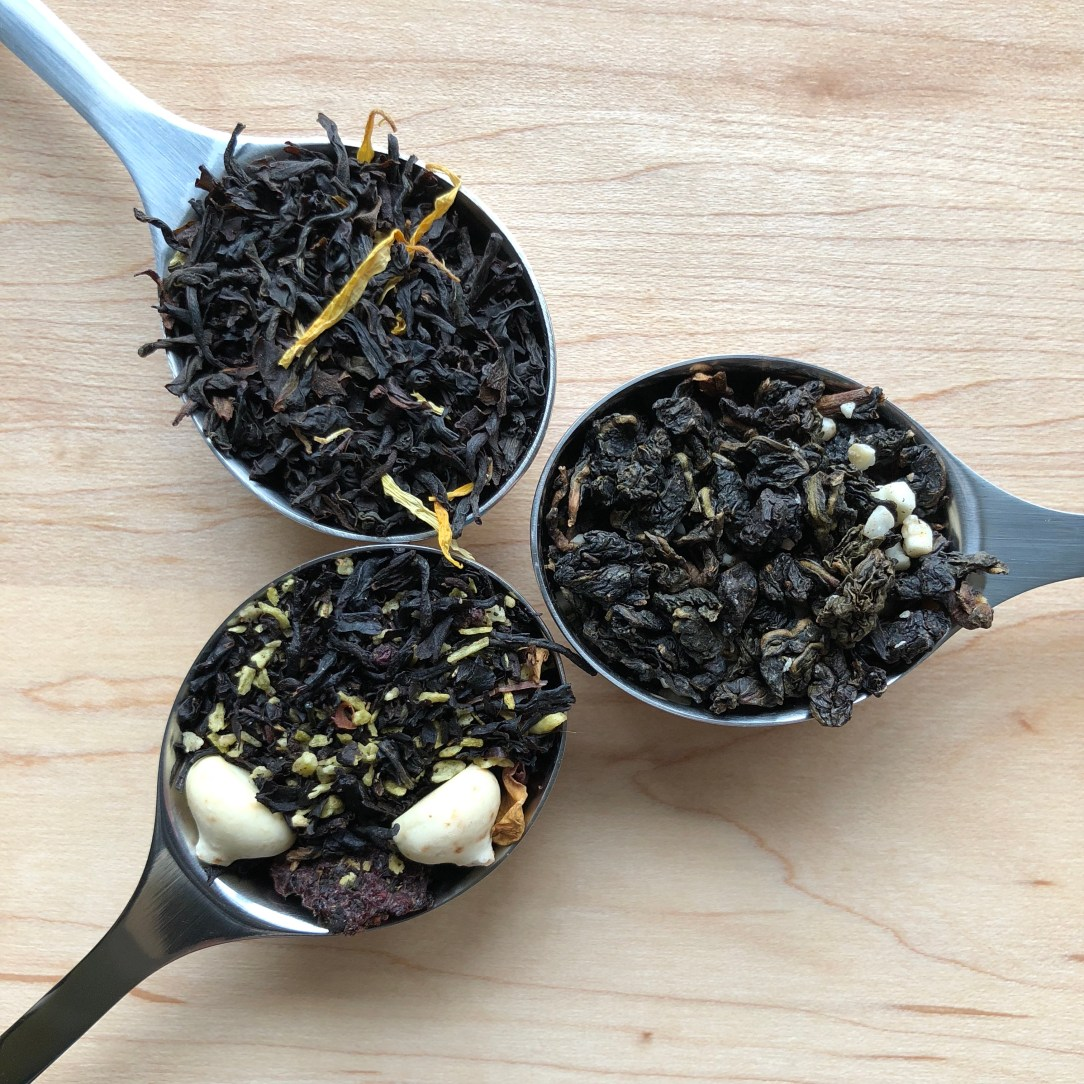 T by Daniel Oolong Black Tea Spoons