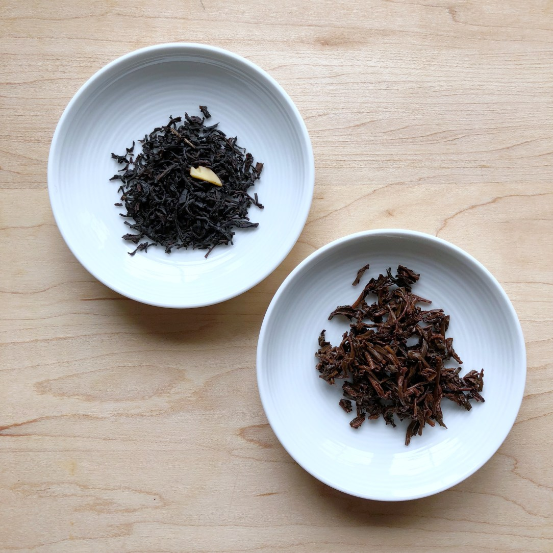 T By Daniel Almond Cookie Crumble Black Tea Dishes