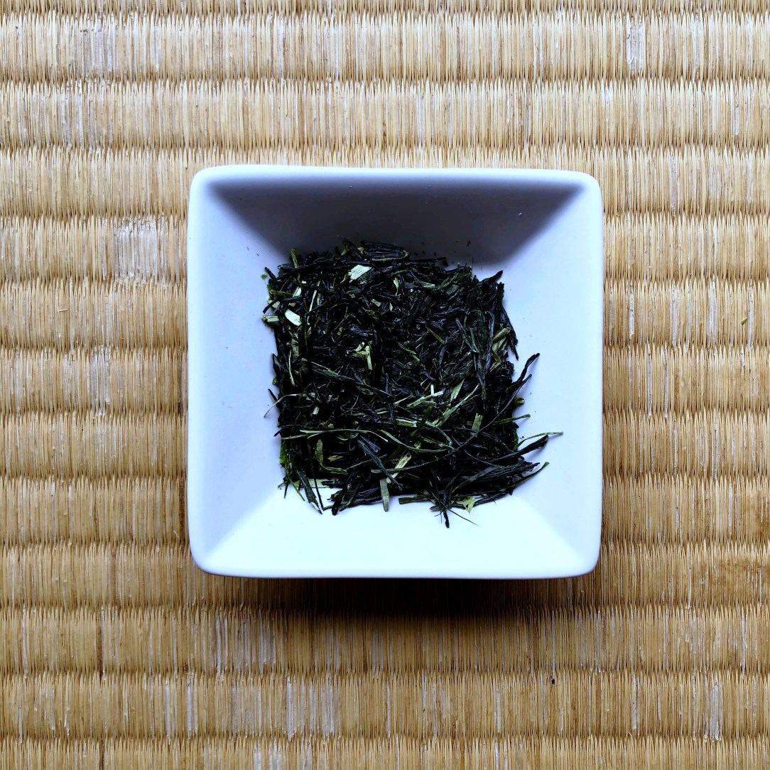 Obubu Tea Heavenly Drop Gyokuro Green Tea Dry