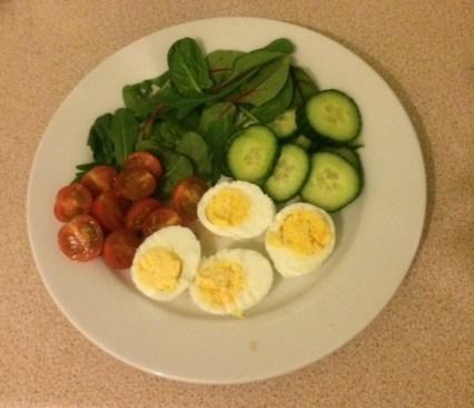 Day 1 - Dinner