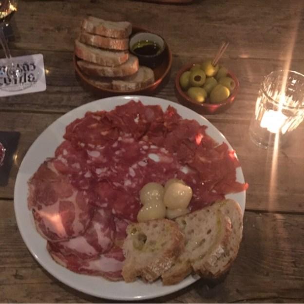 Friends of Ham platter Leeds