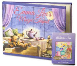Emma Lea Magic Teapot