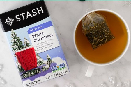 Stash White Christmas