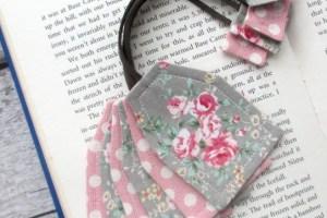 Tea Bag Bookmarks