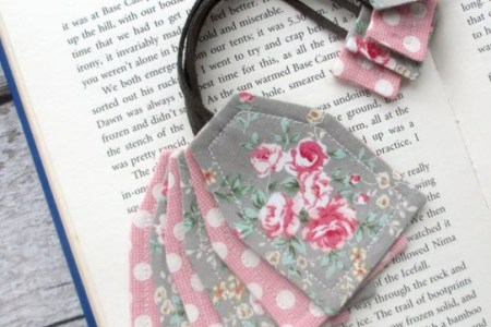 Tea Bag Bookmarks