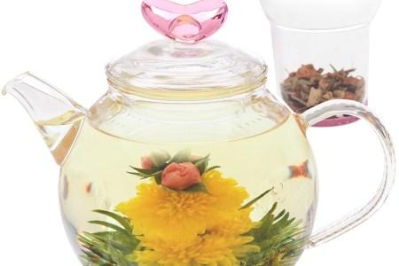 Eternal Love Teapot