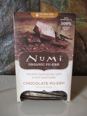 Numi Chocolate Pu-erh