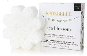 Tea Blossom Body Wash Infused Buffer