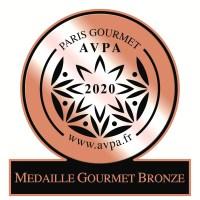 Medaille Gourmet Bronze