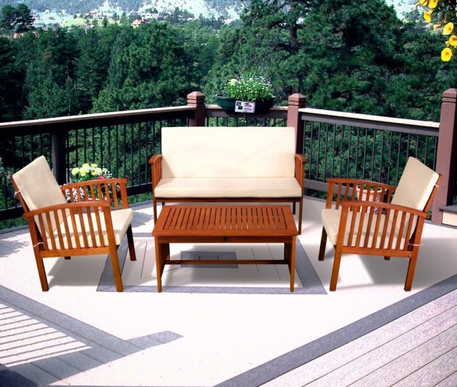 High End Outdoor Furniture