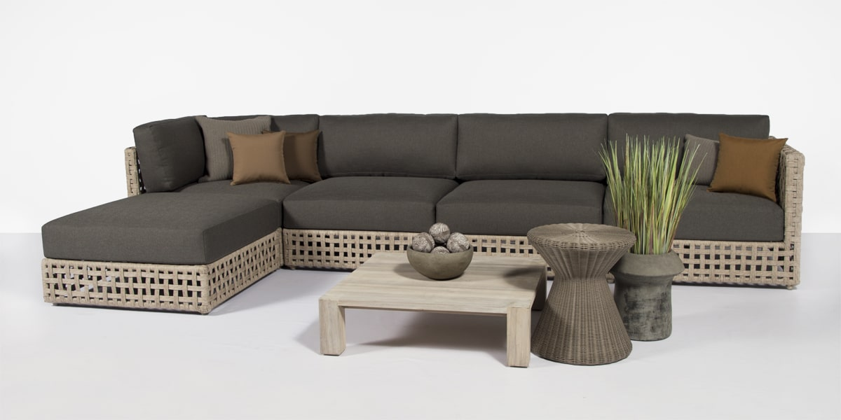 logan outdoor wicker collection in